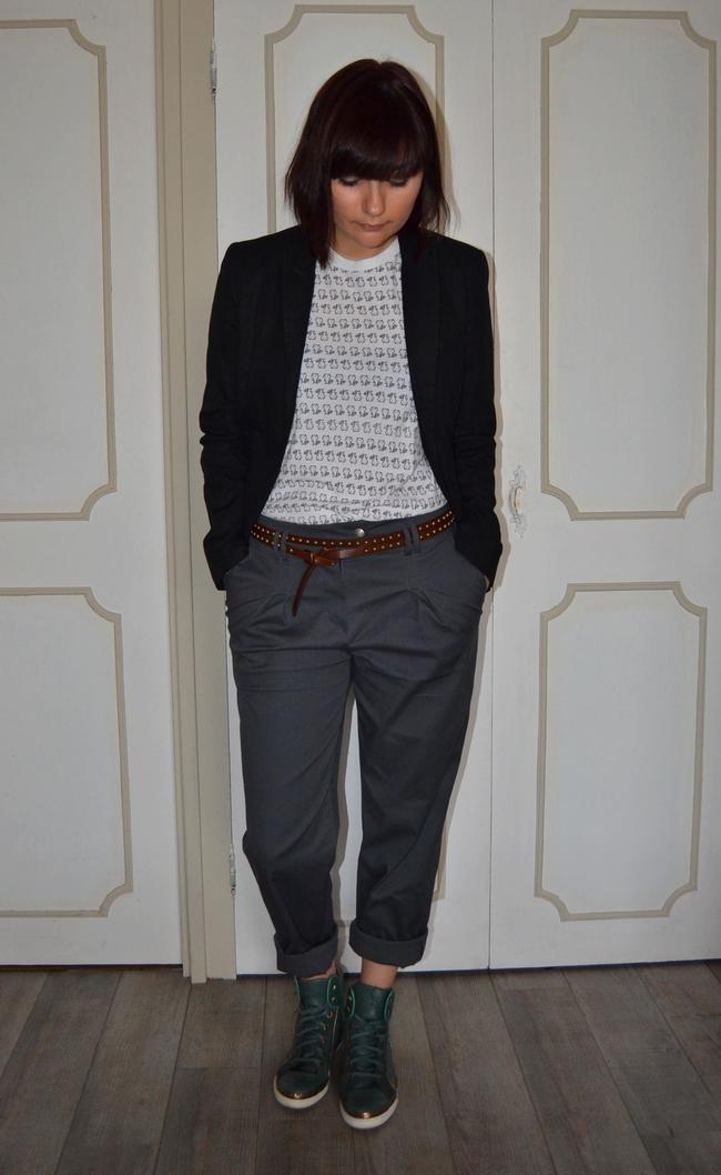Pantalon Gilbert 10 - Sabali