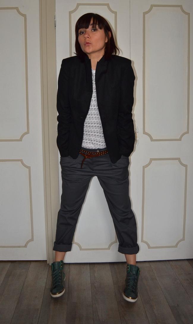 Pantalon Gilbert 11 - Sabali
