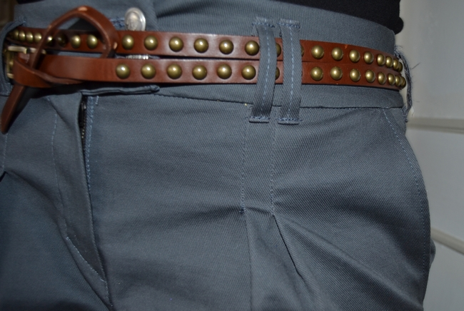 Pantalon Gilbert 14 - Sabali