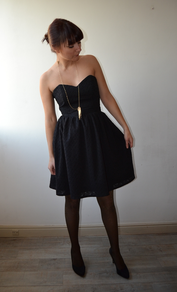 robe bustier 6 - Sabali