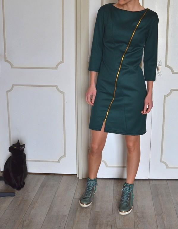 10 - robe Burda - sabali blog